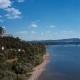 Esztergom Basilica and Danube, Hungary - VideoHive Item for Sale