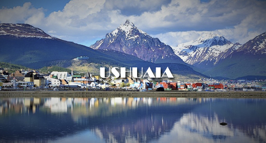 USHUAIA FOOTAGE COLLECTION