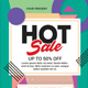 Hot Sale Flyer