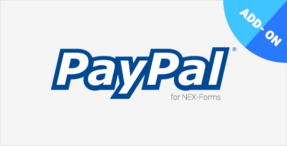 PayPal for NEX-Forms - CodeCanyon Item for Sale