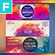 Colorful Facebook Cover Bundle Vol 1