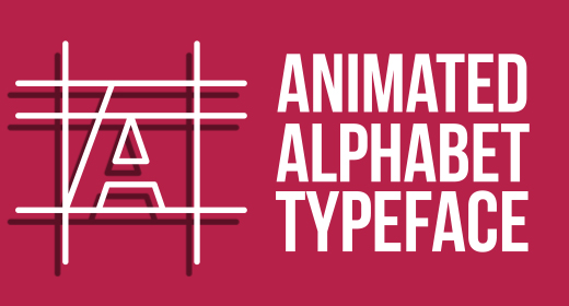 Animated Typefaces