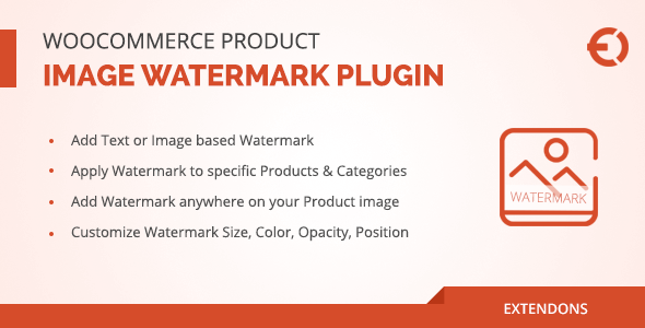 Download WooCommerce Product Image Watermark Plugin nulled Product Image Watermark Preview Image