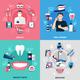 Dental 2x2 Design Concept