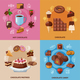 Chocolate Flat Concept
