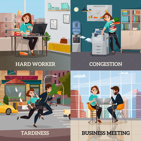 Multitasking 2x2 Design Concept - Concepts Business