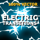 Handy Electric Transitions - VideoHive Item for Sale