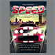 Speed Car Flyer Template - GraphicRiver Item for Sale
