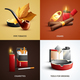 Tobacco Products Design Concept