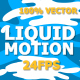 Liquid Motion Shapes - VideoHive Item for Sale