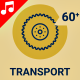 Transport Icon Set - Line Motion Graphics Icons - VideoHive Item for Sale
