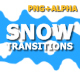 Snow Transitions - VideoHive Item for Sale
