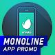 Monoline — App Promo - VideoHive Item for Sale