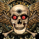 Vintage Skull - VideoHive Item for Sale