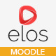 Elos - High Quality Responsive Moodle Theme - ThemeForest Item for Sale