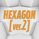 Hexagon Shapes V2 - VideoHive Item for Sale