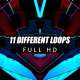 Chaos Geometry VJ Loop Background - VideoHive Item for Sale