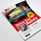 Driving School Flyer - GraphicRiver Item for Sale