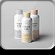 Cosmetic Bottle Mock-up 2