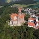 Flying Over Bouzov Castle, Czech Republic. - VideoHive Item for Sale