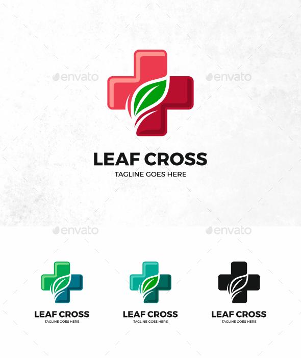 Medicine Cross Logo - Symbols Logo Templates