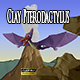 Clay Pterodactilus - VideoHive Item for Sale