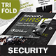 Security Guard Service Trifold Brochure