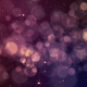 Elegant Sparkling Bokeh Particles - VideoHive Item for Sale