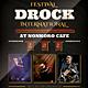 Rock International flyer / Poster