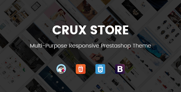 Crux Store - Multi-purpose Prestashop Theme