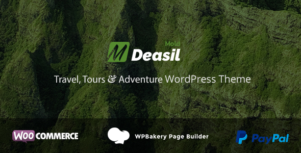 Deasil - Travel and Tour Booking WordPress Theme - Travel Retail