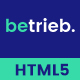 Betrieb - Responsive Business Agency HTML5 Template - ThemeForest Item for Sale