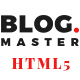 Blog Master - Blog HTML Template - ThemeForest Item for Sale