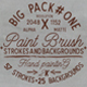 Paint Brush Strokes+Transition (Pack1)