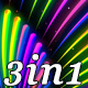 Rainbow Firework - VJ Loop Pack (3in1) - VideoHive Item for Sale