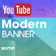Youtube Channel Banners - Modern - GraphicRiver Item for Sale