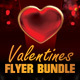 Valentines Flyer Bundle - GraphicRiver Item for Sale