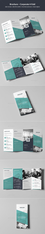 Brochure – Corporate 4-Fold - Corporate Brochures