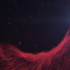 Abstract Red Strings Wave - VideoHive Item for Sale