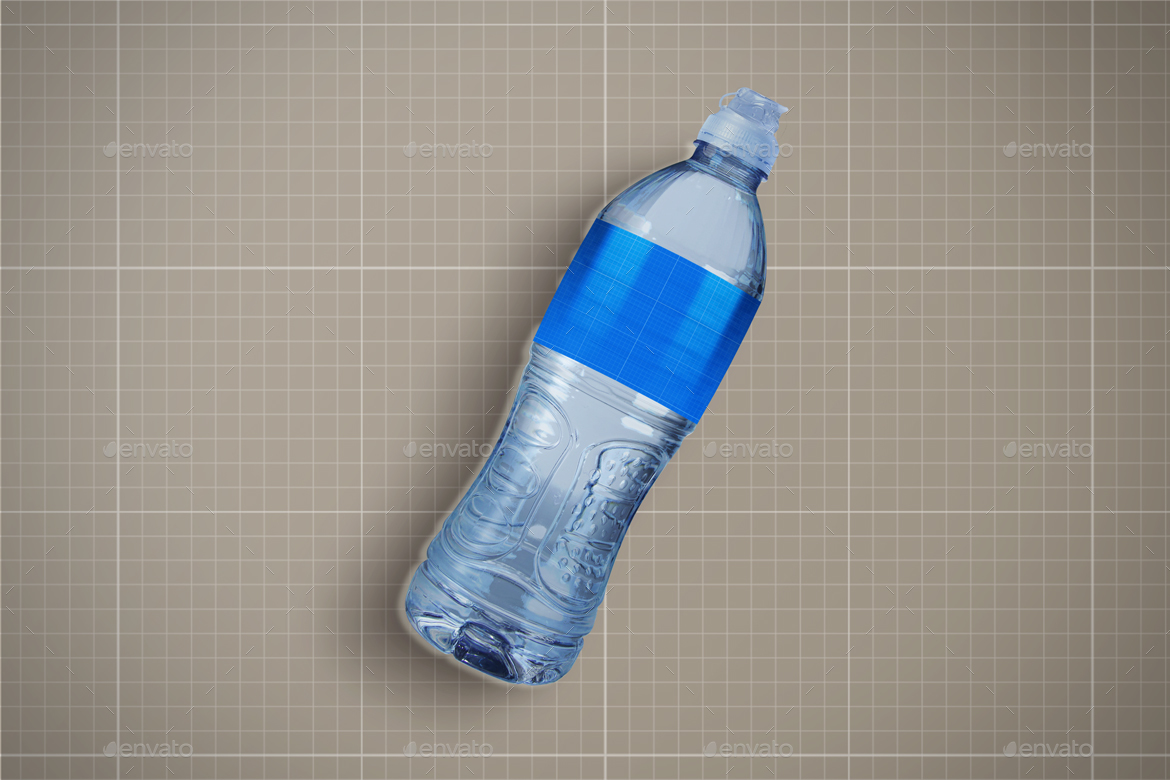 Water Bottle Mockup V.2
