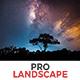 15 Pro Landscape Lightroom Presets