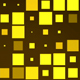 Yellow Tech Squares Background - VideoHive Item for Sale