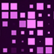 Purple Tech Squares Background - VideoHive Item for Sale