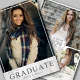 Graduation Announcement Card - GraphicRiver Item for Sale