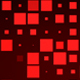 Red Tech Squares Background - VideoHive Item for Sale