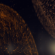 Planet Gold Particles - VideoHive Item for Sale