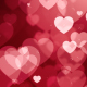 Valentine Red Hearts - VideoHive Item for Sale