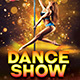 Dance Show - GraphicRiver Item for Sale