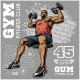 Bodybuilder - GraphicRiver Item for Sale
