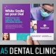 Dental Clinic Flyer Template - GraphicRiver Item for Sale